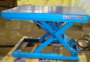 Used Scissor Lift Table | Used Lift Equipment | Lift table