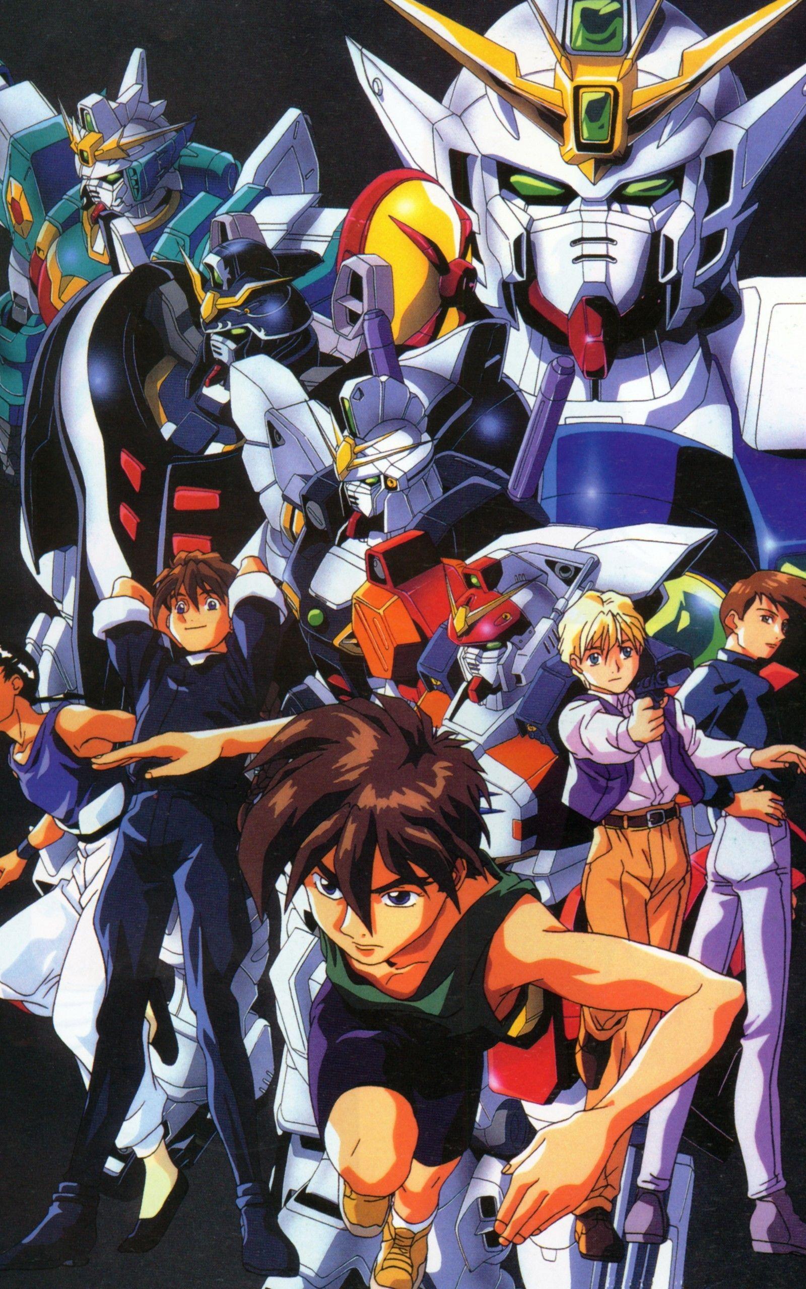 Gundam Wallpaper 1440x2560 mywallpapers site Animasi