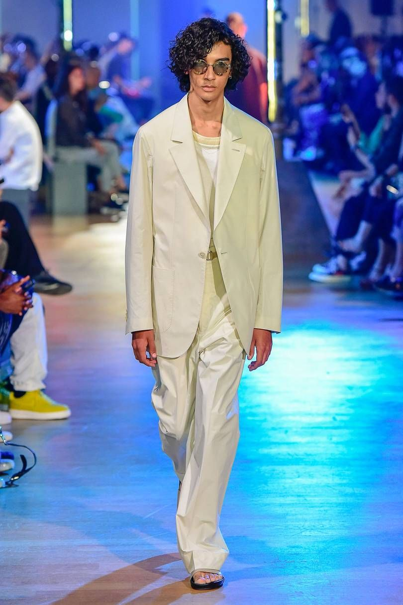 2e1dd68fe0 Cerruti 1881 Spring/Summer 2019 Menswear | Menswear Runway | Dresses ...