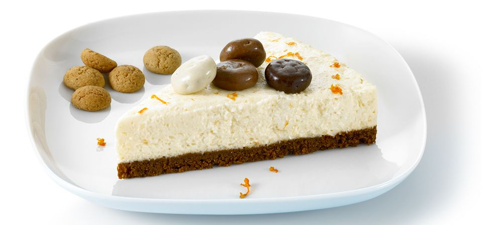 taart philadelphia Chocolade speculaas cheesecake met Philadelphia | Let them eat  taart philadelphia