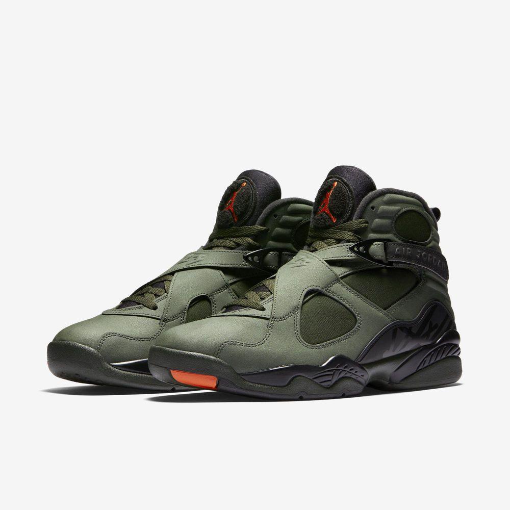 Men's Shoe Air Jordan Retro 8 305381-305