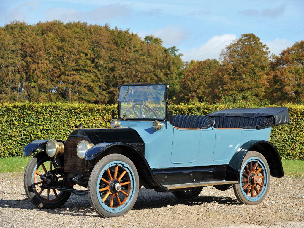 Cadillac Model 30 4-door Tourer \'1912–14 | Cadillac Model 30 ...