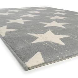 Photo of benuta Kids Teppich Dessert Grau 160×230 cm – Teppich mit Sternen