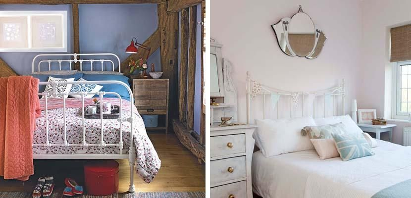 Country Bedroom 2 Country bedroom rustic but charming Pinterest