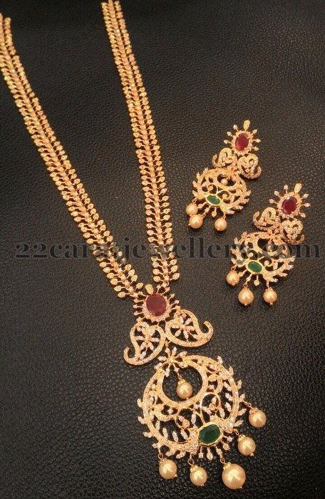 Trendy Changeable 1 Gram Gold Jewelry