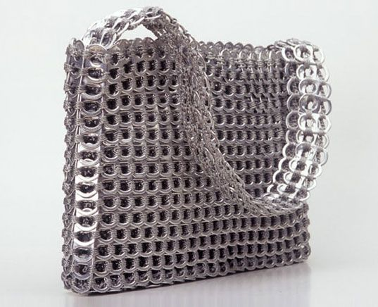 images about handbags made from recycled materials on