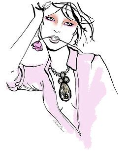 Fashion Illustration | Christina Cesario
