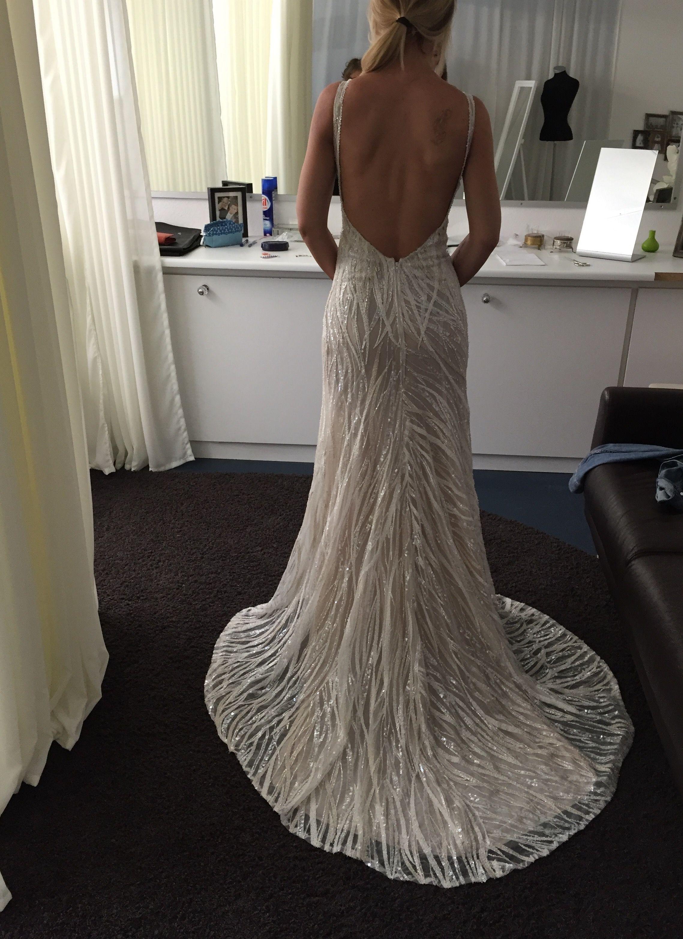 Berta Bridal - Brautkleid Berta 15-122 2015, Duchesse Seide ...