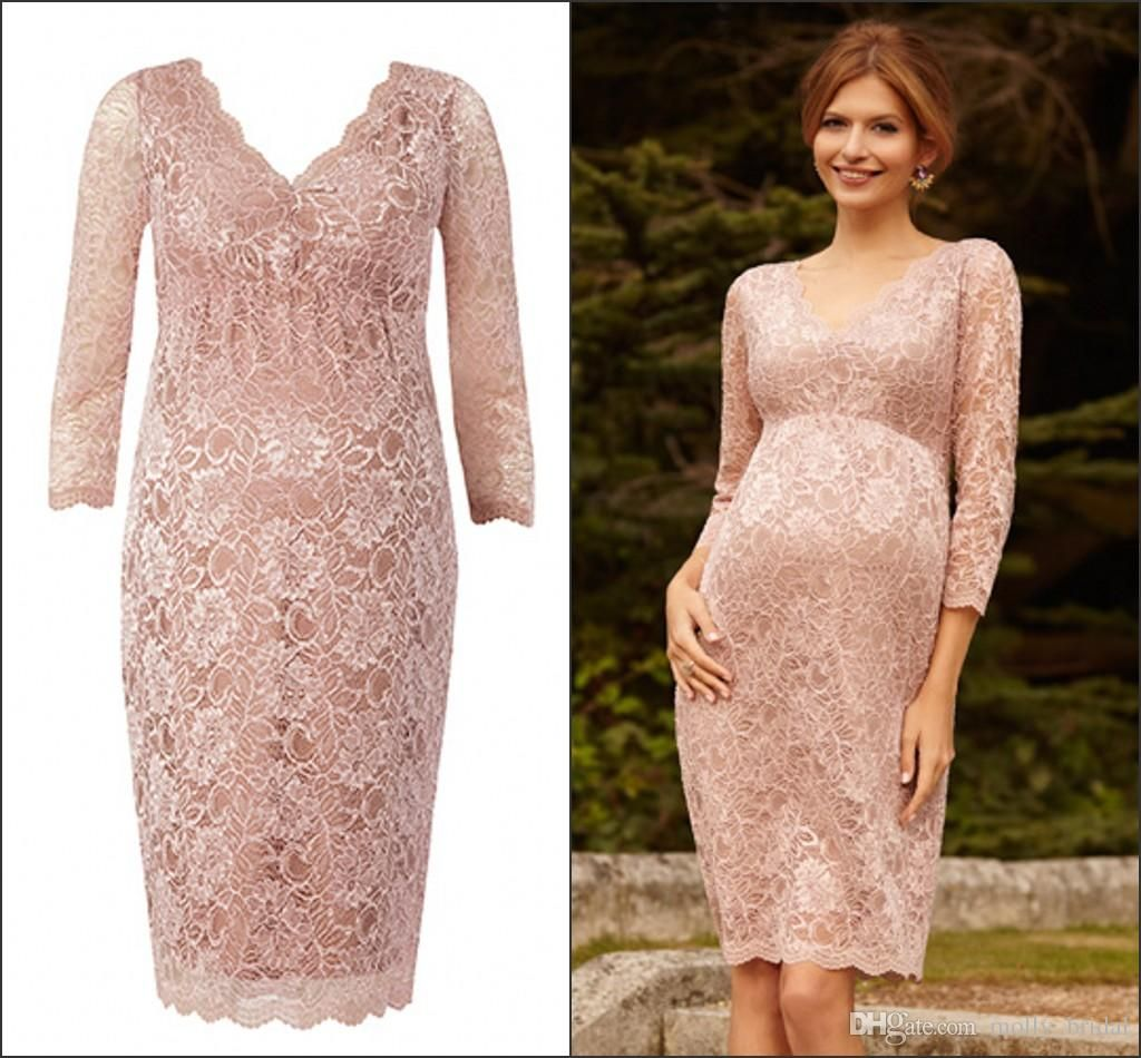 Silk cocktail dresses hot pink maternity bridesmaids dresses 2016 silk cocktail dresses hot pink maternity bridesmaids dresses 2016 romantic lace long sleeve v neck illusion ombrellifo Images
