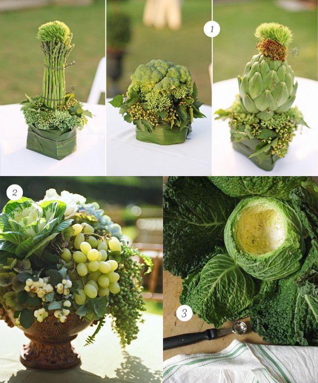 Pin By Desi Intan On Event Ideas Flower Arrangements Flower Centerpieces Vegetable Bouquet