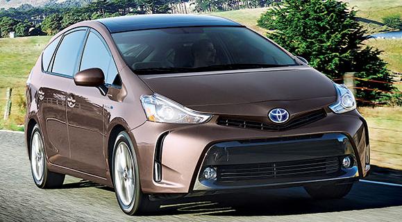 2018 Toyota Prius V Hybrid Review Auto