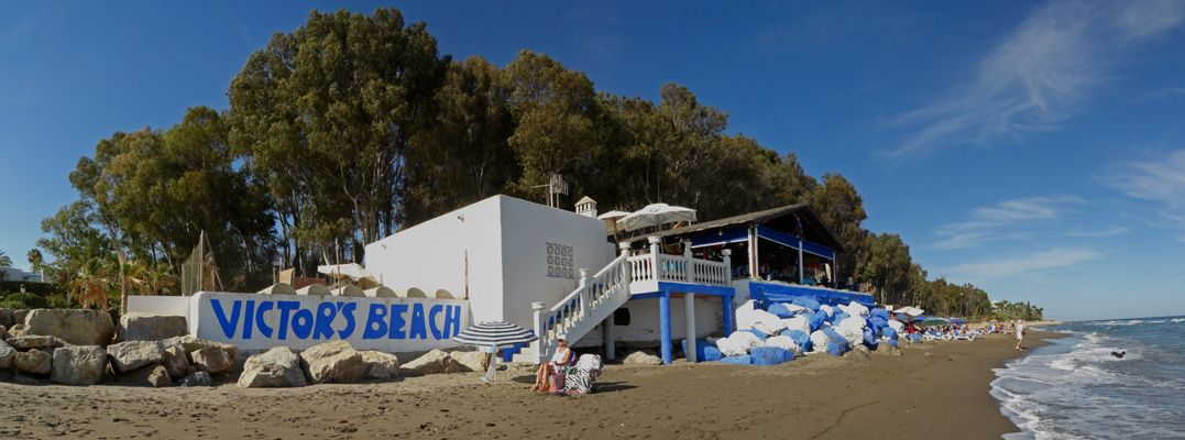 Victors Beach Bar A Must For A Cold Drink And Some Cool