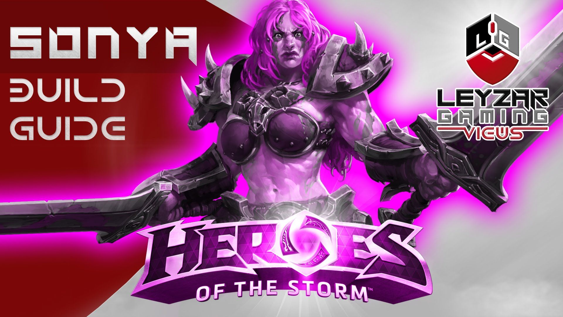 Sonya Build Hots