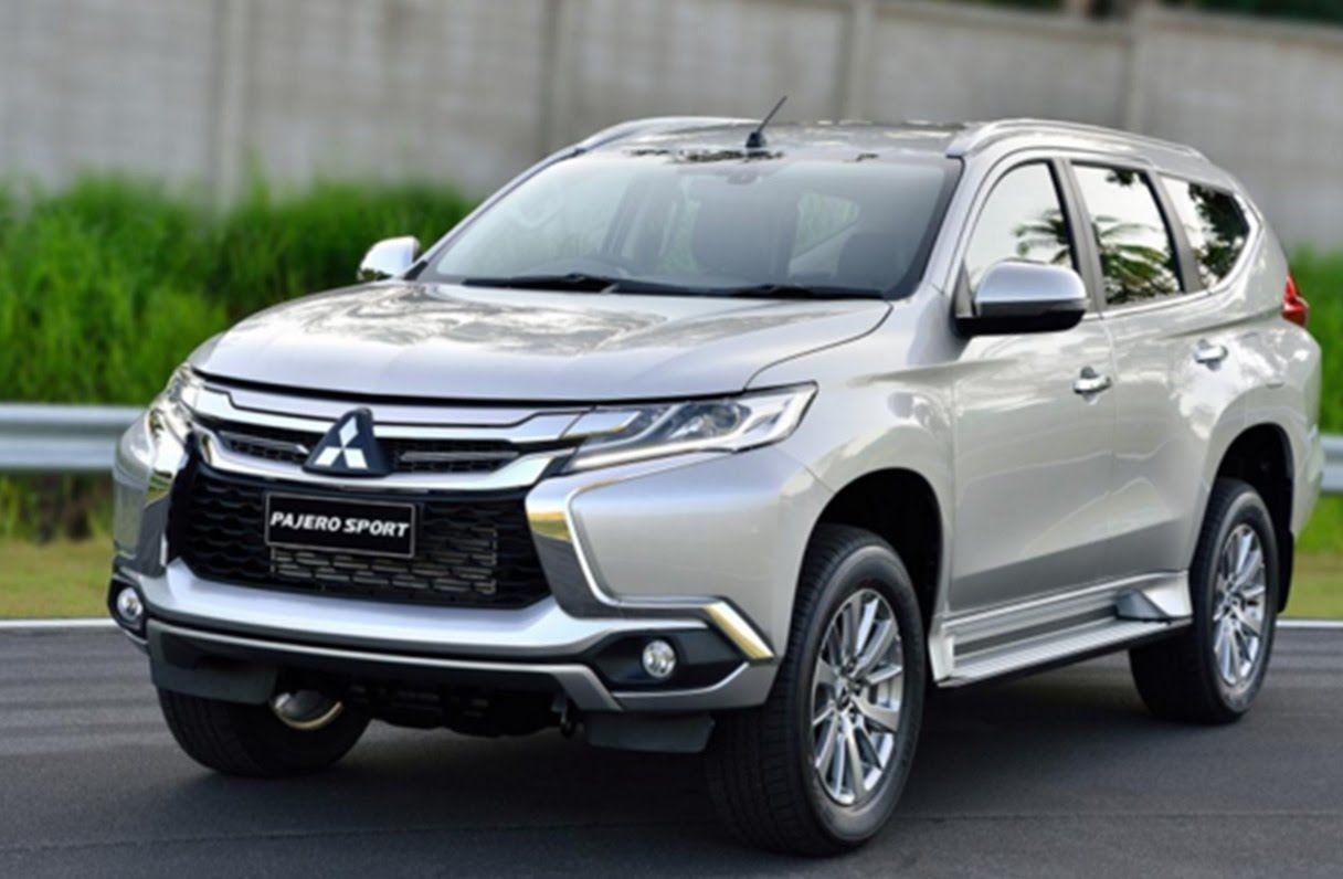 2017 Mitsubishi Montero Spy Shot Review Cars Release Date Mitsubishi Pajero Sport Mitsubishi Suv Mitsubishi Pajero