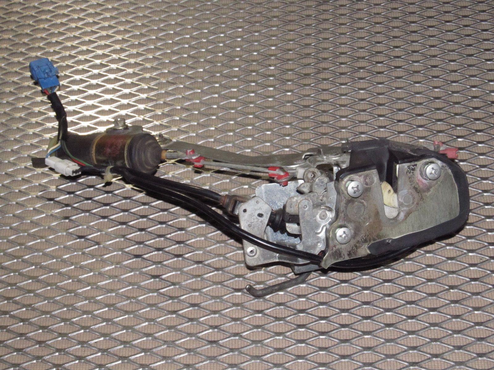 89 90 91 92 Toyota Supra OEM Door Latch \u0026 Actuator - Right & 89 90 91 92 Toyota Supra OEM Door Latch \u0026 Actuator - Right | Door ... Pezcame.Com