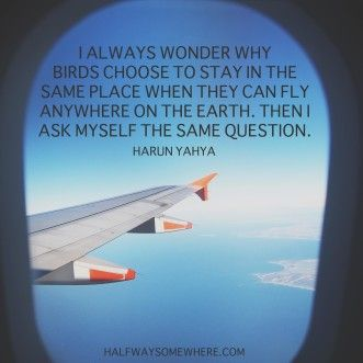 30 of my favourite inspiring travel quotes