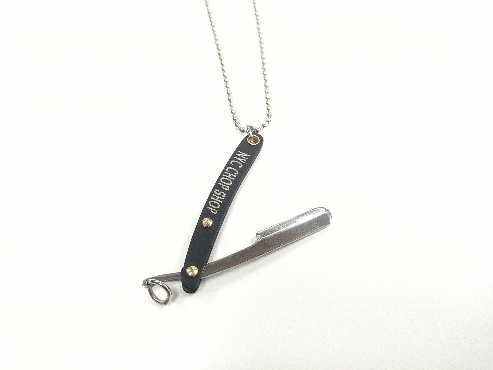 NYC Chop Shop Necklace (Limited Edition Necklace)