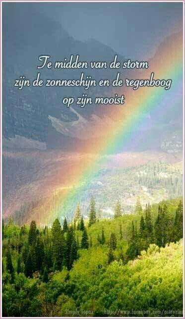 Citaten Over God : Regenboog mooie woorden pinterest rainbow wisdom en
