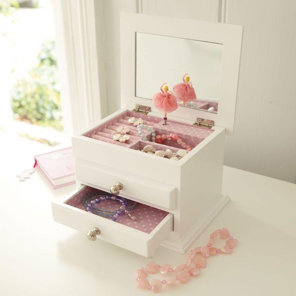 16+ Ballerina music jewelry box personalized ideas