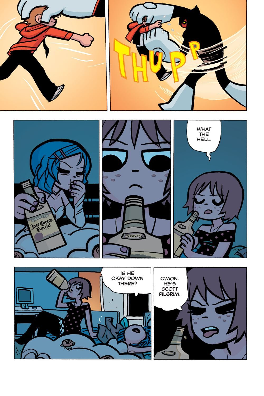 Scott Pilgrim Vol 5 Of 6 Scott Pilgrim Vs The Universe 2014