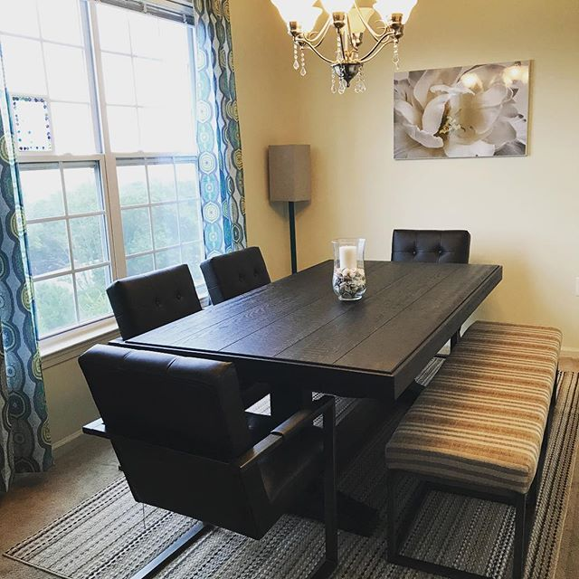 Strumfeld Dining Room Table By Ashley Homestore Brown Dining