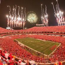 #KansasCity #Chiefs #Stadium