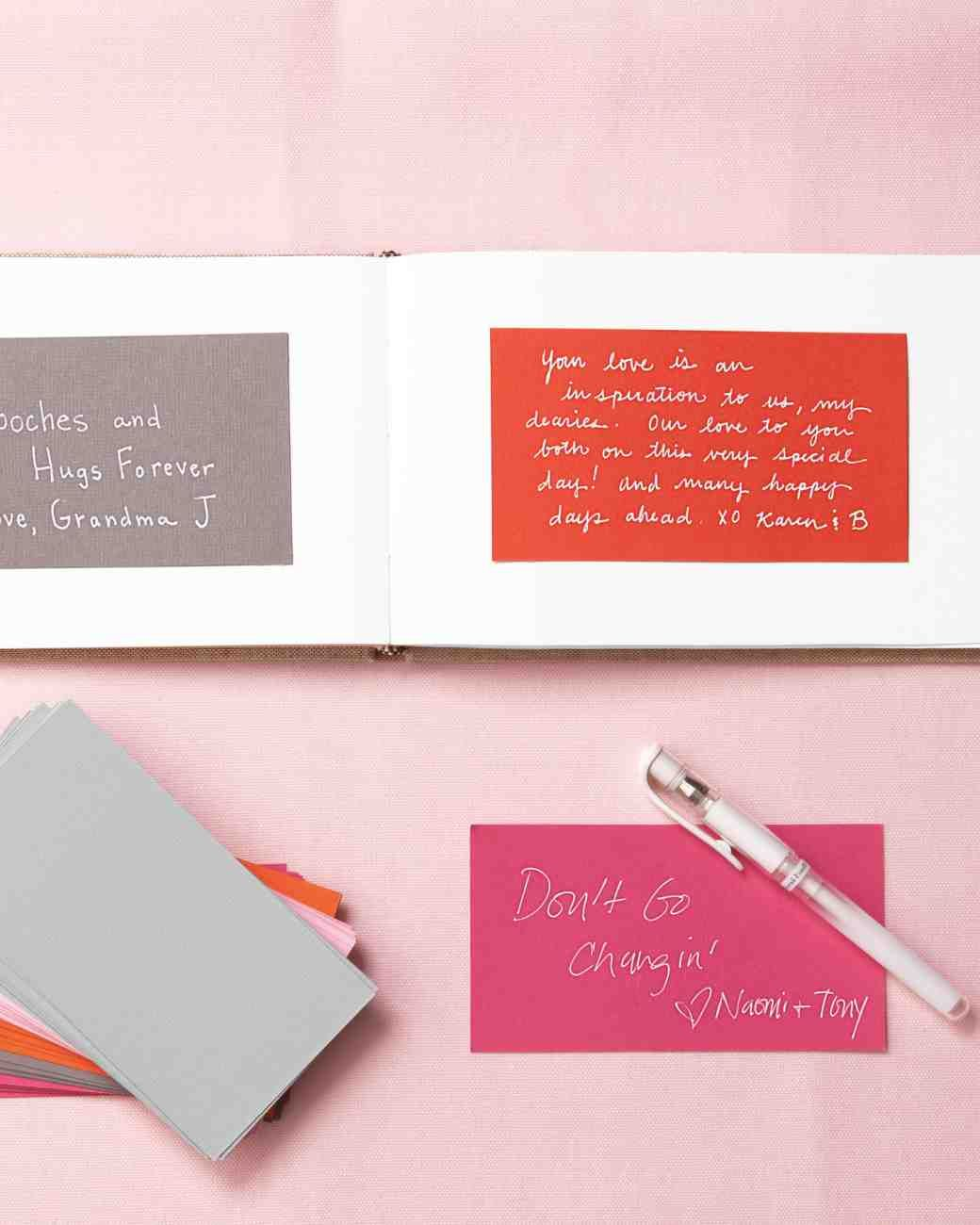 17 Super Creative DIY Guest Book Ideas for Your Wedding | Reception ...