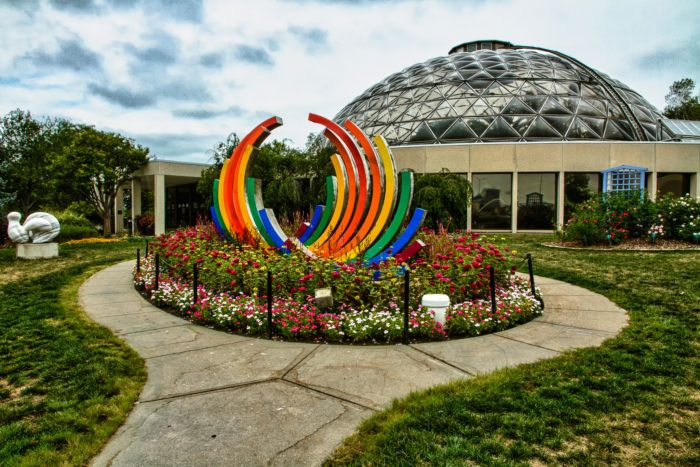 greater des moines botanical garden - Greater Des Moines Botanical Garden