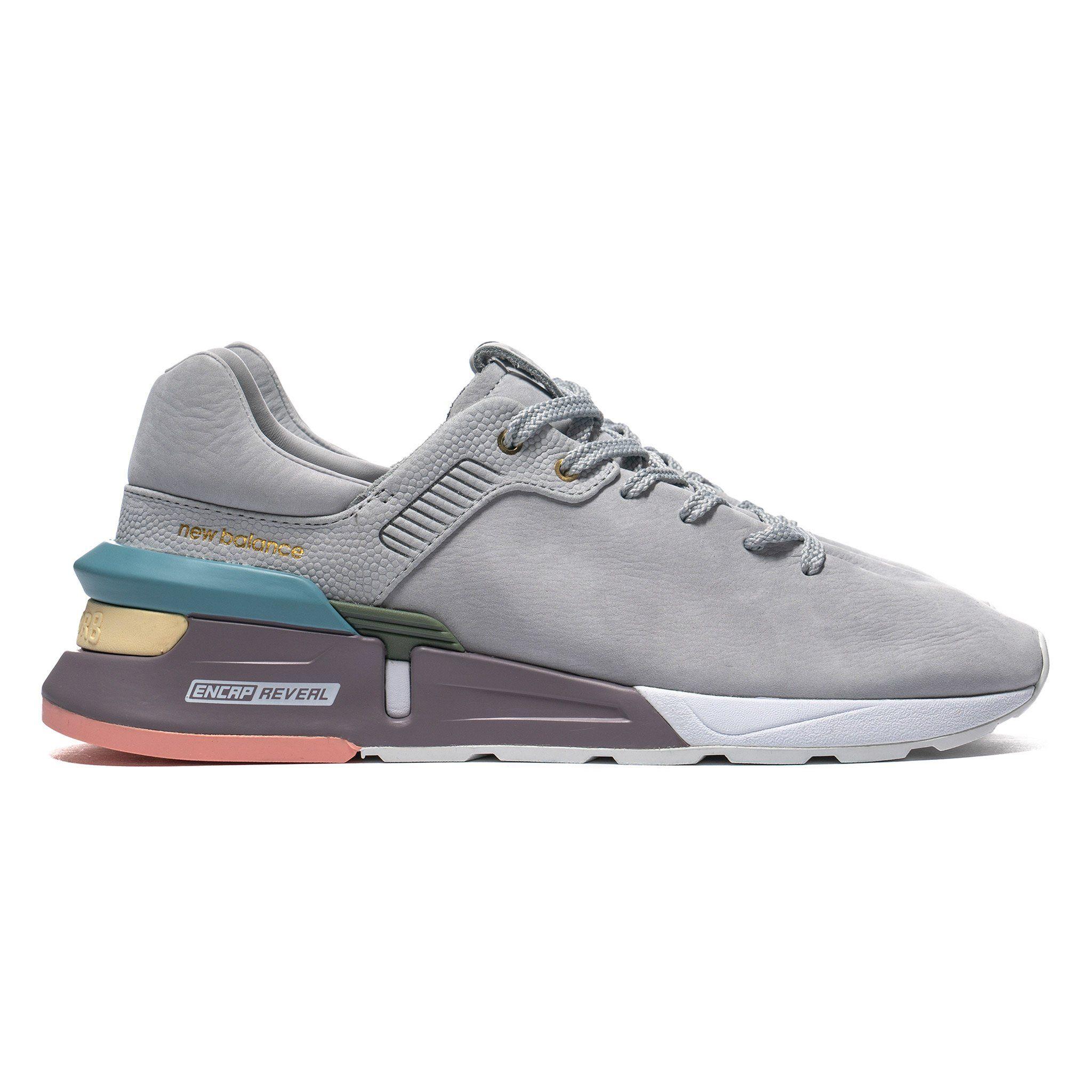 Conciliar Radioactivo Contracción  x Tokyo Design Studio 997 Sport Gray – HAVEN | Nubuck leather, Tokyo design,  Dc sneaker