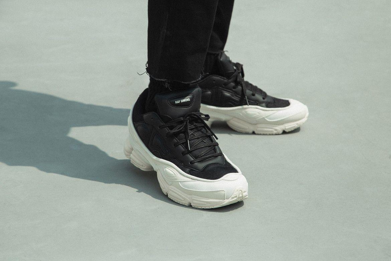 chaussure adidas reponse boost raf simons x adidas ozweego