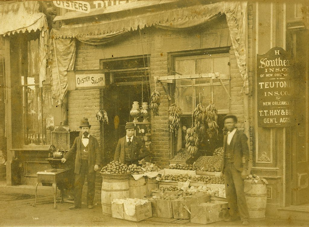 Phc 166 6 Exterior Of Dughi Store African American History