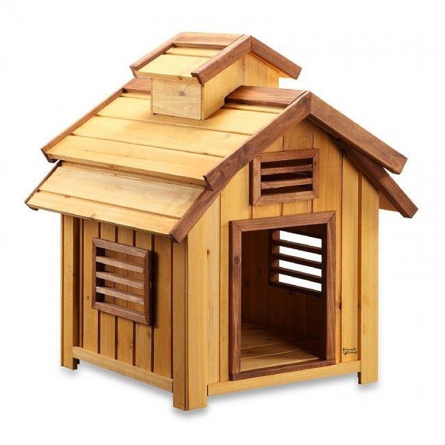 ein hund hbsch haus aus holz die einen niedlichen vogelhuschen aussehen sollen dies kleine hundehinterhofobwohlhaus - Ideen Fr Kleine Hinterhfe Mit Hunden