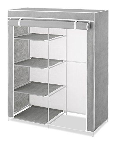 Whitmor Compact Clothes Closet Whitmor Https Www Amazon Com Dp B01lz2c4x7 Ref Cm Sw R Pi Dp X Opkhzb52qtfse Clothes Closet Whitmor Home Kitchens