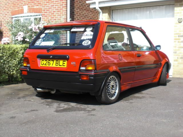 Rover Metro Gti Pick Up Rover Pinterest Cars Rover Metro And