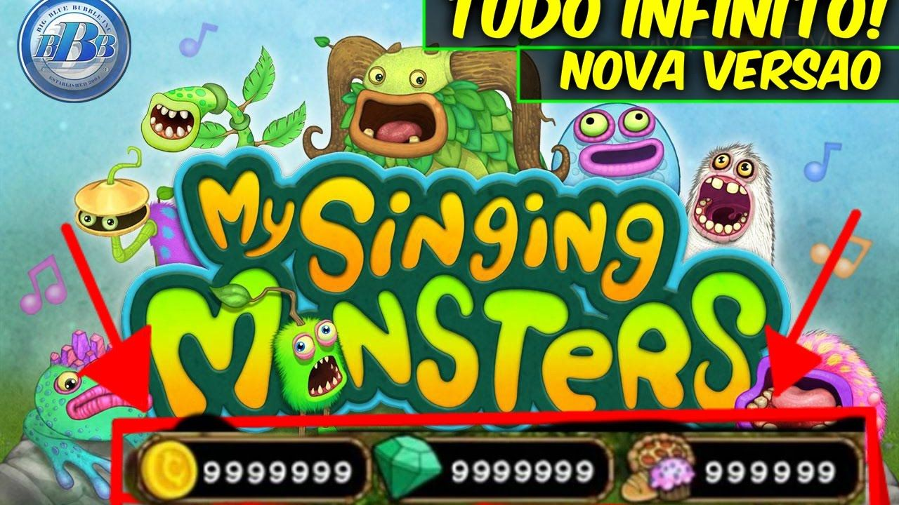 free my singing monsters account