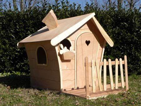 Casette in legno abitabili da giardino per bambini alcuni for Case giocattolo da giardino