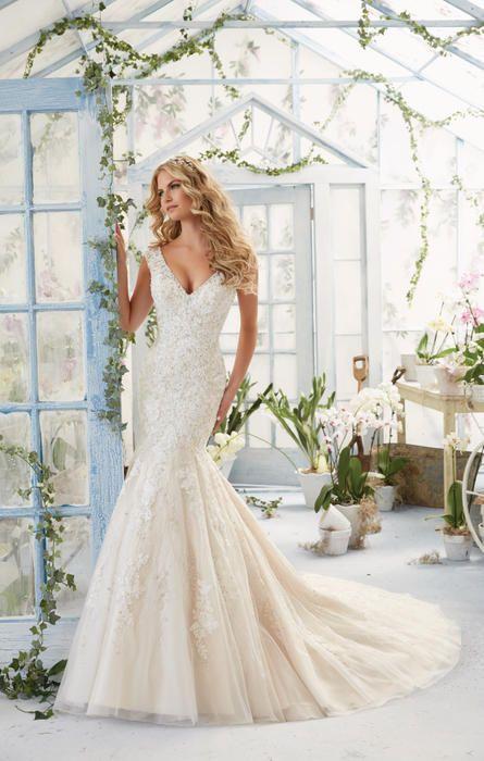 ad2f45e8ae1 Mori Lee Bridal 2816 Morilee Bridal by Madeline Gardner Patina Bridal and  Formals
