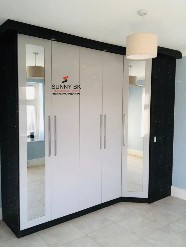 Sunny Bk Wardrobe Furniture Fitted Wardrobes Fitted Bedroom