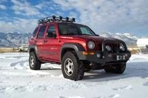Great Jeep Liberty Aftermarket Parts