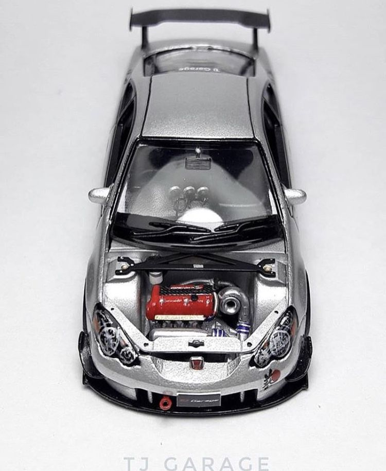 Dc5 Turbo Build