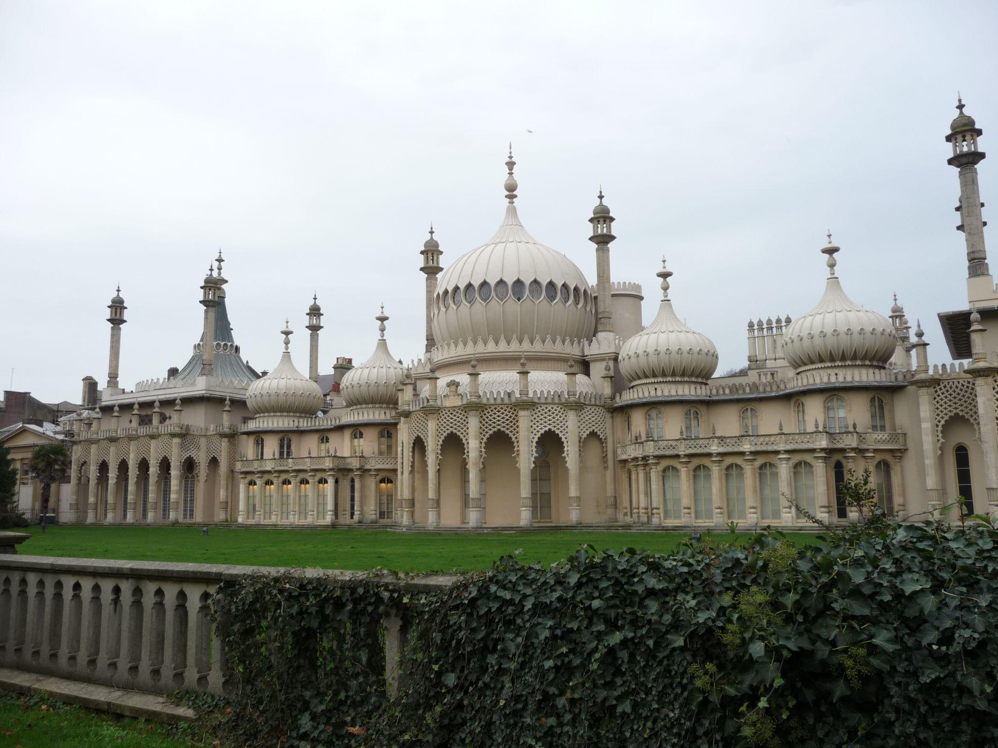 Brighton Pavilion Brighton Visiting Taj Mahal