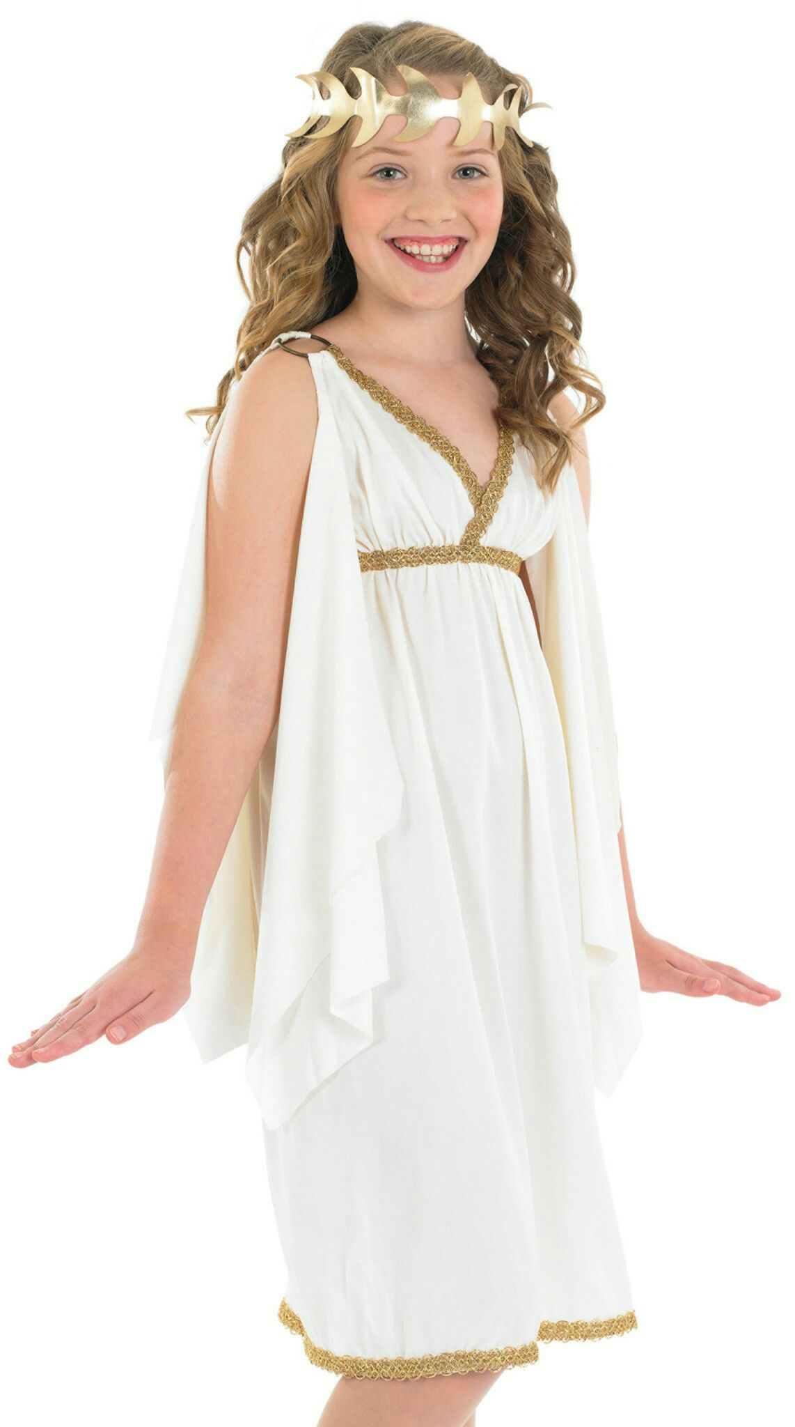 Pin By Atifa Jamal On Costyums Fancy Dress Costumes Goddess Costume Halloween Fancy Dress Outfits