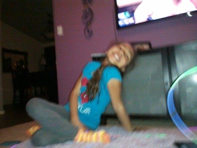 My crazy friend makayla