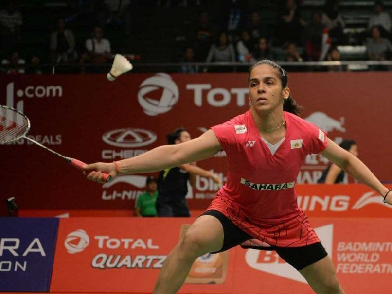 Saina Nehwal Enters World badminton Semis For First Time