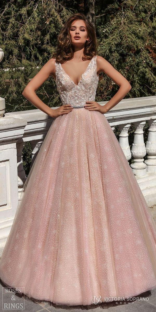 Victoria Soprano Wedding Dresses 2018: The One | Vestiditos, Moda ...