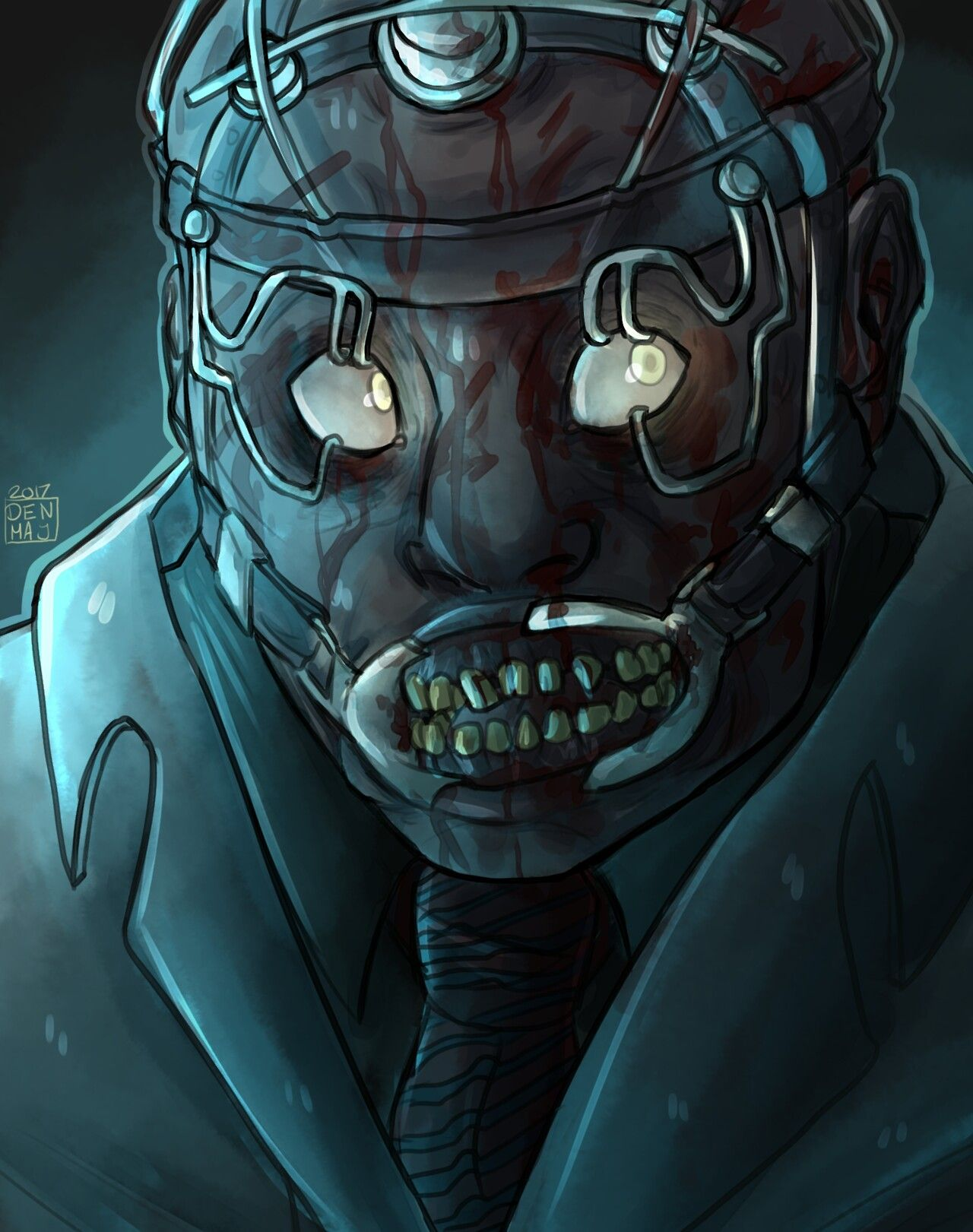THE DOCTOR | Dead by daylight Amino