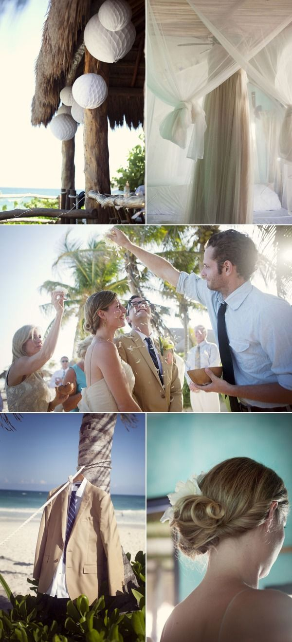 Mexico Wedding By First Comes Love Photo The Story