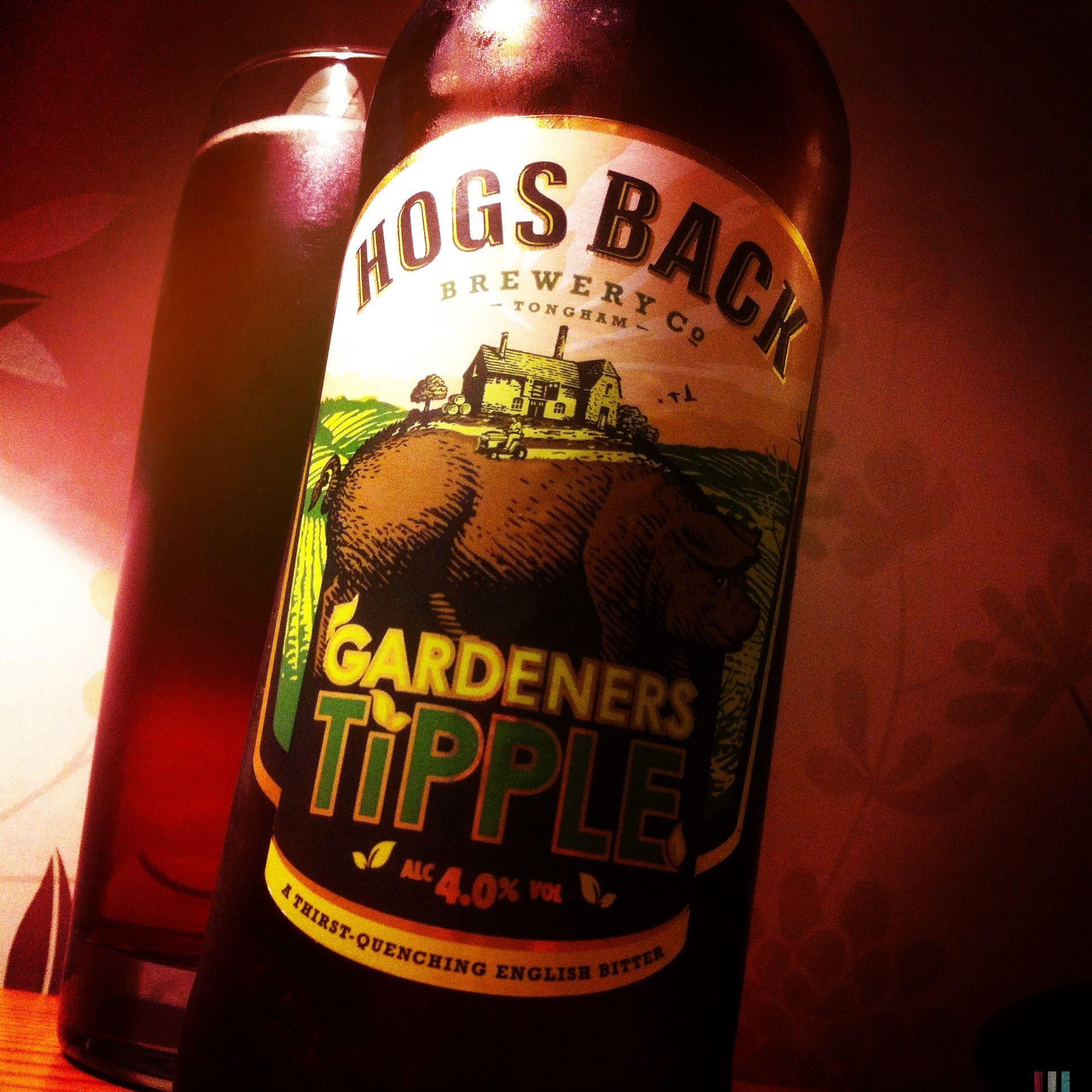 Gardeners tipple beer photography brewery corona beer