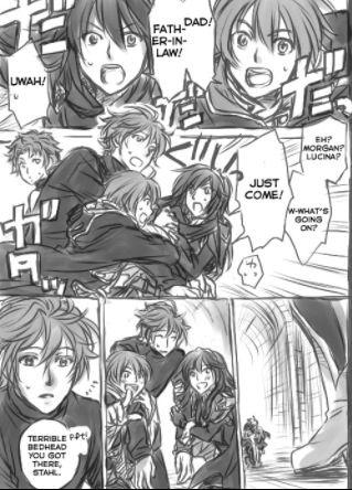Fire Emblem: Awakening (Manga Fan Art) 41343ba4c3239cf7e0b58179c630ca80