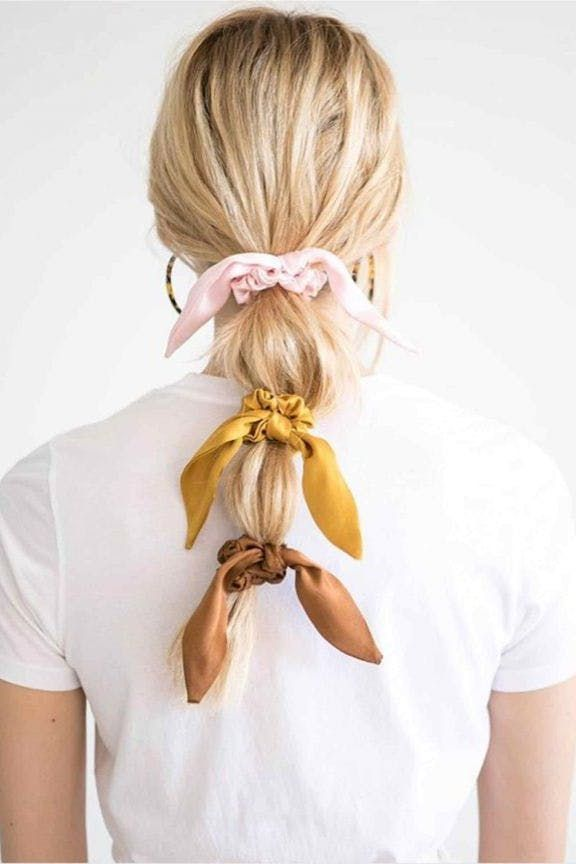 Retro Hair Accessories Are Trending. Here's How to Wear Them in 2019
